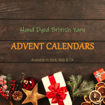 Advent Calendars Available Now!