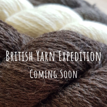 British Yarn Expedition
