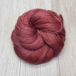 Red Oxide – No-Nylon Sock Yarn