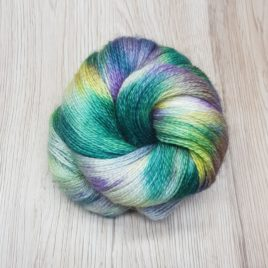 Woodland Clearing – No-Nylon Sock Yarn