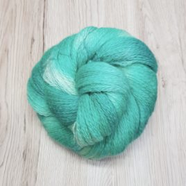 Spearmint – Bluefaced Leicester 4ply
