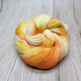 Peach Melba – Falkland Merino Laceweight Single