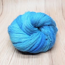 Blue Lagoon – Falkland Merino Laceweight Single