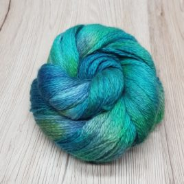 Deep Forest #1 – Bluefaced Leicester 4ply