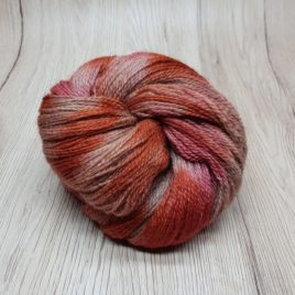 Autumn Leaves #2 – BFL Masham 4ply