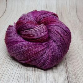 Berries & Cream – BFL Masham 4ply