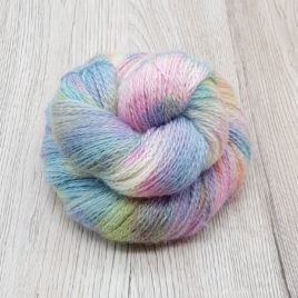 Pastel Dust – Bluefaced Leicester 4ply