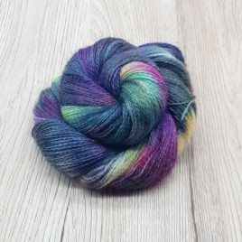 City Lights – No-Nylon Sock Yarn