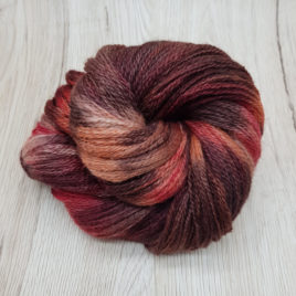 Autumn Leaves #1 – BFL Masham 4ply