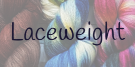 Category Title - Laceweight