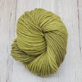 Chartreuse – Shetland Aran