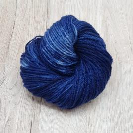 Deep Blue Sea – Shetland Aran