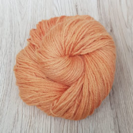 Orange Sorbet – Bluefaced Leicester DK