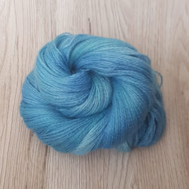 Blue Lagoon – No-Nylon Sock Yarn