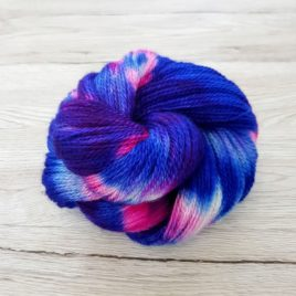 Ocean Sunset – Bluefaced Leicester 4ply