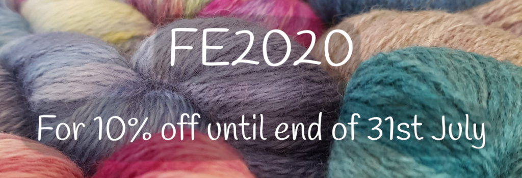 Use code FE2020 for 10% off until July 31st