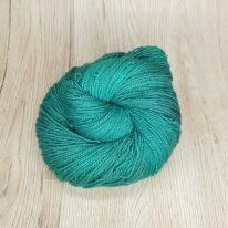 Rainforest - green skein of yarn