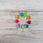New Heart Stitch Markers